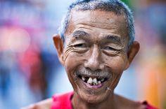 Portraits of Strangers by Danny Santos  Stranger #3 by danny st., via Flickr
