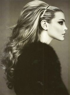 hair. would love for my hair to do this!