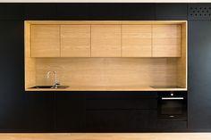 Gallery of Black Line Apartment / Arhitektura d.o.o. - 15