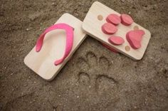 Tricky Childrens' Footwear : Kiko Kids designs innovative wooden toys and accessories