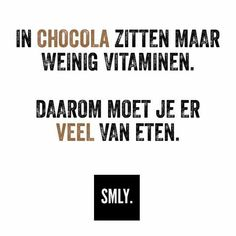 dit ga ik echt onthouden! echt slim.! The Words, Dream Quotes, Best Quotes, Funny Texts, Funny Jokes, Meaningful Quotes, Inspirational Quotes, Chocolate Quotes, Words Quotes