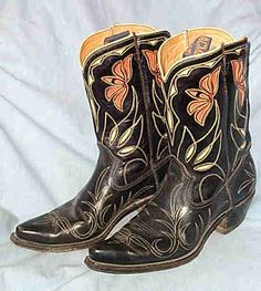 """Go to the Wild West Store in Wimberley, Texas and have Ulli the """"Boot Whisperer"""" find you the perfect boots."""