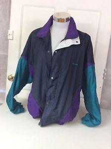 Pierre Cardin Vintage Windbreaker Track Jacket Men S Size Xl Ebay Windbreaker Mens Windbreaker Jackets