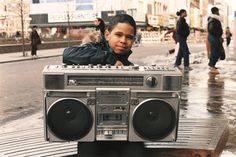40 years on NYC's streets with Jamel Shabazz | Dazed