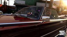 Primeras imágenes de Grand Theft Auto V #GTA
