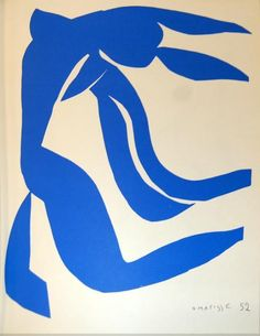 Henri Matisse, 'Nu Bleu VII', 1952