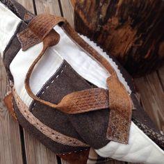 Bag | patchbag | hand made