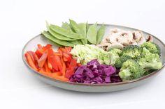 Thai chicken stir fry ingredients - Dr. Axe