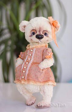 Bear Teddy Anyuta