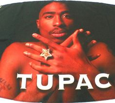 TUPAC SHAKUR 2PAC classic all eyes on me hiphop music quality rare fabric poster #THUGLIFE #HIPHOP