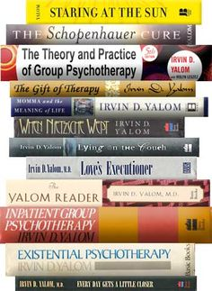 Read all books published by Yalom