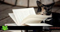 Resultado de imagem para gatos e livros