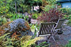 WSHG.NET | Ron Gillespie's Gardener's Paradise: A Treasure Trove of Garden Rooms Extraordinaire | WestSound Home & Garden
