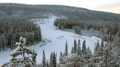 Oulankajokilaaksoa tammikuussa. Kuva: Risto Salovaara/YLE Landscape Pictures, Finland, Natural Beauty, Landscapes, Winter, Nature, Kiss, Outdoor, Scenery Paintings