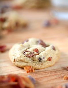 Bacon Chocolate Chip Cookies   I'm in awe!!!!
