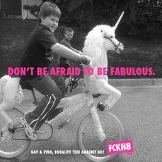 #FCKH8 #lgbt