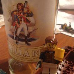 #Lego #admiralnelson's #rum #vanillarum