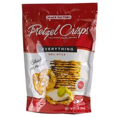 The healthiest packaged snack foods for when you want convenience but not junk food.