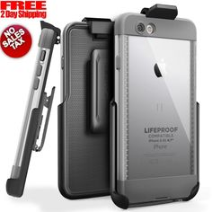 "Encased Belt Clip Holster For LifeProof NUUD Case Smartphone iPhone 6/6s 4.7"" #Encased"