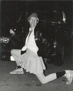 Captain Sensible's photoby Gabor J. Scott [サイズ] cm x 25 cm 価格 : Yen (with. The Damned Band, Punk Rock Fashion, Lolita Fashion, Fashion Boots, Goth Glam, 70s Punk, Rocker Outfit, Pete Wentz, One Wave