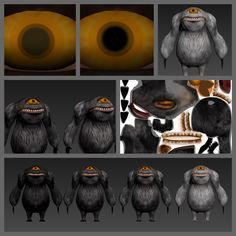 monster8 Z Arts, How To Look Better, Creatures, Lights, Projects, Log Projects, Blue Prints, Lighting, Rope Lighting