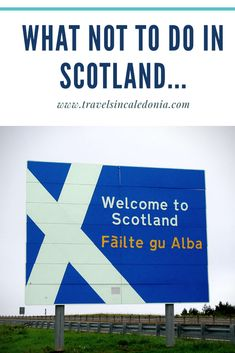 What NOT to do in Scotland + 3 Common Misconceptions! - Travels in Caledonia Scottish People, British People, Visit Edinburgh, Scottish Independence, British Government, Scottish Highlands, Scotland Travel, Glasgow, I Laughed