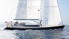W 100 'Quintessential' - Warwick Yacht Design Yacht Design, Catamaran, Sailing Yachts, Boat Brands, Charter Boat, Motor Yacht, Clean Design, Nautical Theme, Website Template