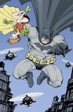 The Dark Knight Returns - Eduardo Ferigato