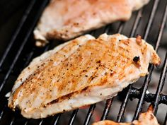 How to Grill Boneless, Skinless Chicken Breasts