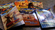 Great Historical Fiction Series from Focus on the Family and Adventures in Odyssey!  Very Affordable!