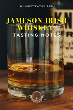Do you love trying new whiskey and figuring out its aroma, and notes that make it so special? I know I do, so this is why I wanted to share all the things that make the Jameson Whiskey special besides its smoothness and floral aroma. Have you tried it yet? If so, what do you think about it? #whiskeywatch #jamesonirishwhiskey #jamesonwhiskeydrinks #jamesondrinks #jamesonirishwhiskeybottle #jamesonandginger #jamesoncocktails #simplejamesondrinks #irishjamesondrinks #jamesoncocktailsrecipes