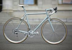 Campagnolo kit for the Speedvagen.
