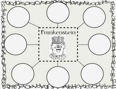 Blog Hoppin': Frankenstein is my FAVORITE!!!