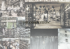 Denim and Supply Competitor All Saints