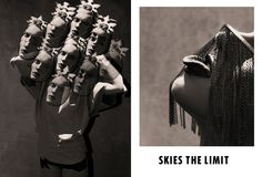 We Are Selecters - Fashion Editorial: Skies the Limit by Misha Taylor