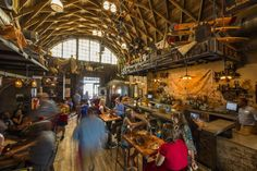 jock lindsey's hangar bar interior - disney - - The Society of Explorers and Adventurers – 6(ish) Things You Should Know - www.wdwradio.com
