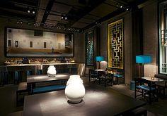 Buddakan New York   Restaurant   Projects   Gilles & Boissier