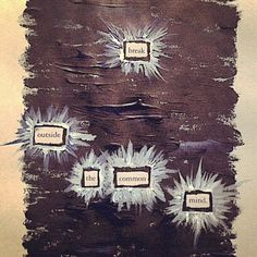Make Blackout Poetry, Blackout Poetry, Poetry, Blackout Battle Forms Of Poetry, Poetry Art, Poetry Books, Poetry Journal, Book Journal, Found Poetry, Blackout Poetry, Pretty Words, Altered Books