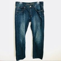 I just discovered this while shopping on Poshmark: Request Jeans Men Jeans. Check it out! Price: $15 Size: 32, listed by bohemianheart
