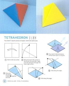 miyuki kawamura, polyhedron origami for beginners - See this image on Photobucket.