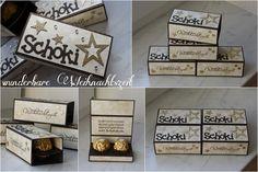 Steffi´s Stempelkeller : Weihnachtliche Schoko-Kugel-Box
