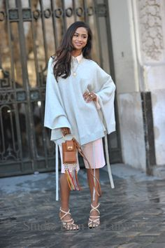 Vashtie at #fashionweekparis