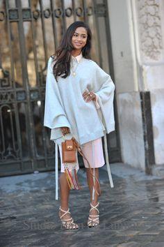Vashtie at #fashionweekparis