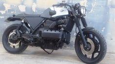 Risultati immagini per brat style moto Triumph Scrambler, Triumph Bonneville, Cafe Racer Bikes, Cafe Racers, Bike Bmw, R65, Urban Bike, Honda Cb750, Motosport