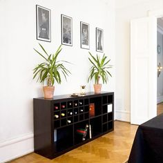 building a wine closet