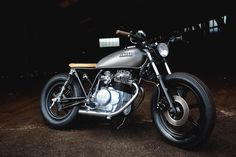 In Steel We Trust - (@relicmotorcycles) #xs400 #relicmotorcycles
