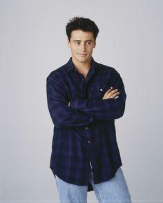 """Friends S2 Matt LeBlanc as """"Joey Tribbiani"""""""