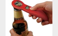 Beer opener counts what you drink.
