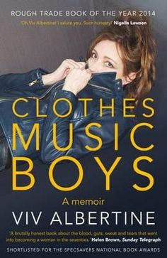 Clothes, Clothes, Clothes. Music, Music, Music. Boys, Boys,