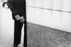 Saul Leiter - Hands, c.1954